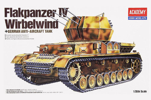 Academy 1/35 German WirbelWind Self Propelled Anti Aircraft Gun ACA13236