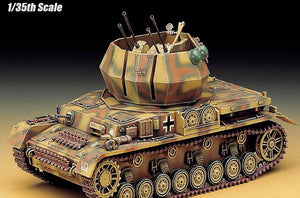 Academy 1/35 German WirbelWind Self Propelled Anti Aircraft Gun ACA13236 ($32 Incl Tax)