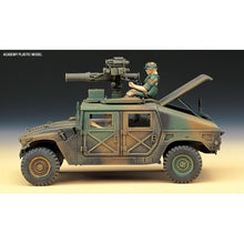 Load image into Gallery viewer, Academy 1/35 M-966 Hummer With Tow Missile Carrier ACA13250