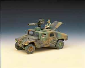 Academy 1/35 M-966 Hummer With Tow Missile Carrier ACA13250