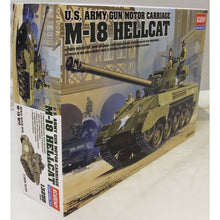 Load image into Gallery viewer, Academy 1/35 US Army M18 Hellcat Tank Destroyer ACA13255