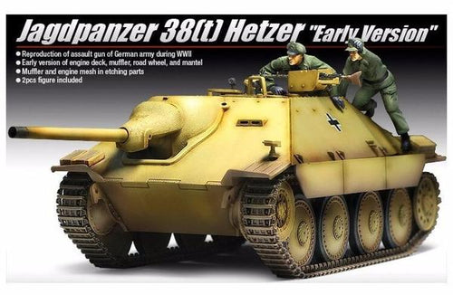 Academy 1/35 Hetzer Early Production ACA13278