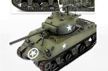 "Load image into Gallery viewer, Academy 1/35 M4A3 Sherman Tank  (76)W ""Battle of The Bulge"" ACA13500 ($50 Incl Tax)"