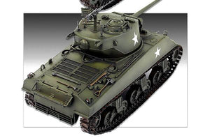 "Academy 1/35 M4A3 Sherman Tank  (76)W ""Battle of The Bulge"" ACA13500 ($50 Incl Tax)"