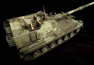 "Academy 1/35 Finnish Army K9FIN ""Moukari"" Self Propelled Howitzer ACA13519"
