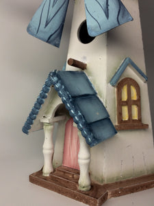 Old Dutch Windmill - Hand Crafted Style including weathered features ($25 Incl Tax)