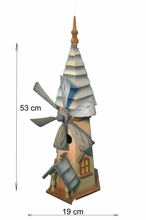 Load image into Gallery viewer, Old Dutch Windmill - Hand Crafted Style including weathered features ($25 Incl Tax)