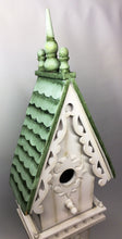 Load image into Gallery viewer, Mid Century Style Decorative Handcrafted Style Birdhouse