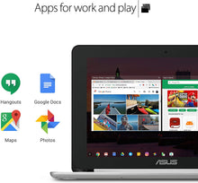 Load image into Gallery viewer, ASUS Chromebook Flip C101PA-DB02 10.1inch Rockchip RK3399 Quad-Core Processor 2.0GHz, 4GB Memor