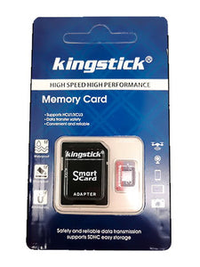 32 GB Micro/SD Cards and Adapters - Sandisk - KingStick