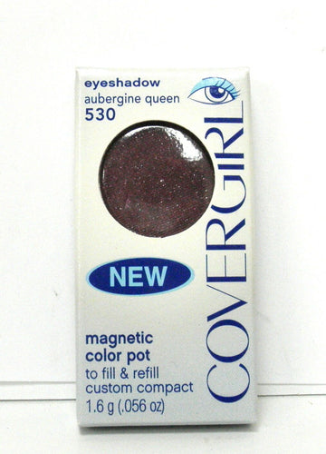 Aubergine Queen Eyeshadow - Magnetic Color Pot