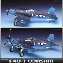 Load image into Gallery viewer, Academy 1/72 Vought F4U-1 Corsair ACA12457