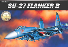 Load image into Gallery viewer, Academy 1/48 SU-27 Flanker B    ACA12270
