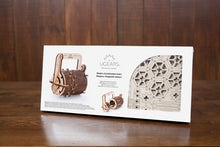 Load image into Gallery viewer, UGears  NO GLUE REQUIRED Combination Lock - 34 Pieces (Easy) UGR70020 ($30 Incl Tax)