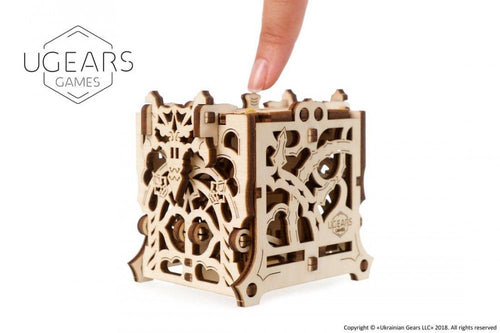 UGears  NO GLUE REQUIRED Gamers Dice Keeper/Holder - 62 pieces (Easy) UGR70072 ($20 Incl Tax)