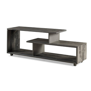 Walker Edison TV Stand - Rustic Grey - NEW IN BOX ($175 Incl Tax)