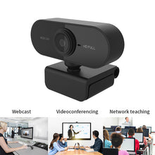 Load image into Gallery viewer, P2P Webcam Camera Small withAutofocus HD USB 2.0 PC  - NEW $65 Inc Tax