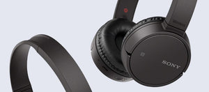HALF PRICE *NEW* SONY WHCH500 ON-EAR HEADPHONES WITH MIC <OPEN BOX>