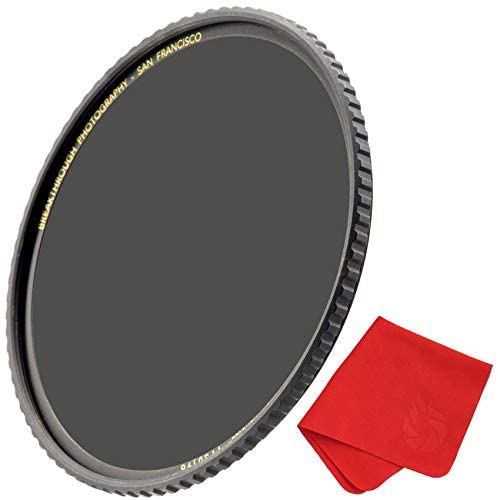 Breakthrough Photography 58mm X4 10-Stop Fixed ND Filter ($100 inc tax)