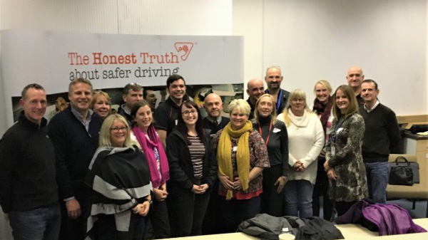 Launch of The Honest Truth in North Devon