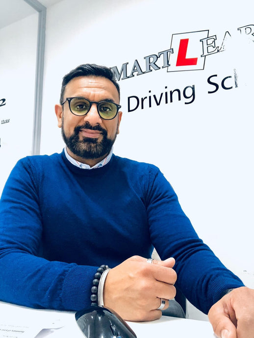 Driving Instructor Profile - Tommy Sandhu