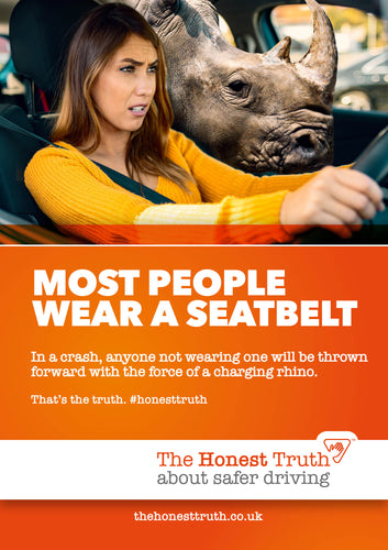 Seatbelt - facebook graphic