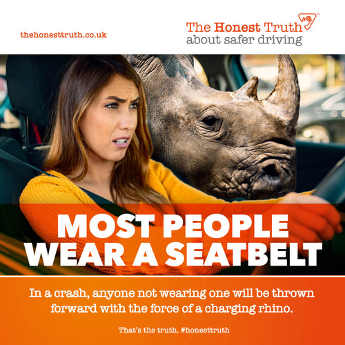 Seatbelt - Instagram graphic
