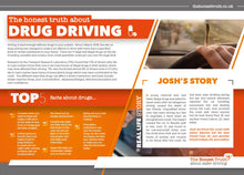 Load image into Gallery viewer, Drug - A5 leaflet