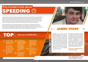 Speed - A5 leaflet