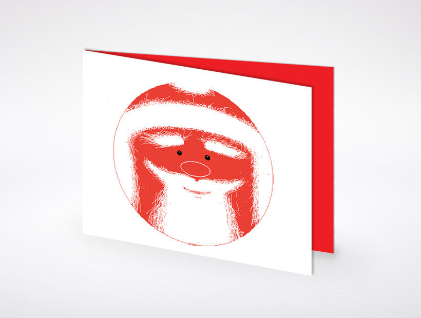 Mr. Claus Cards