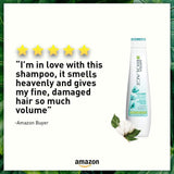 BIOLAGE Volumebloom Shampoo | Lightweight Volume & Shine | Paraben-Free | For Fine Hair