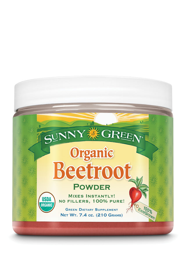 Beet Root Powder, Organic - Unflavored