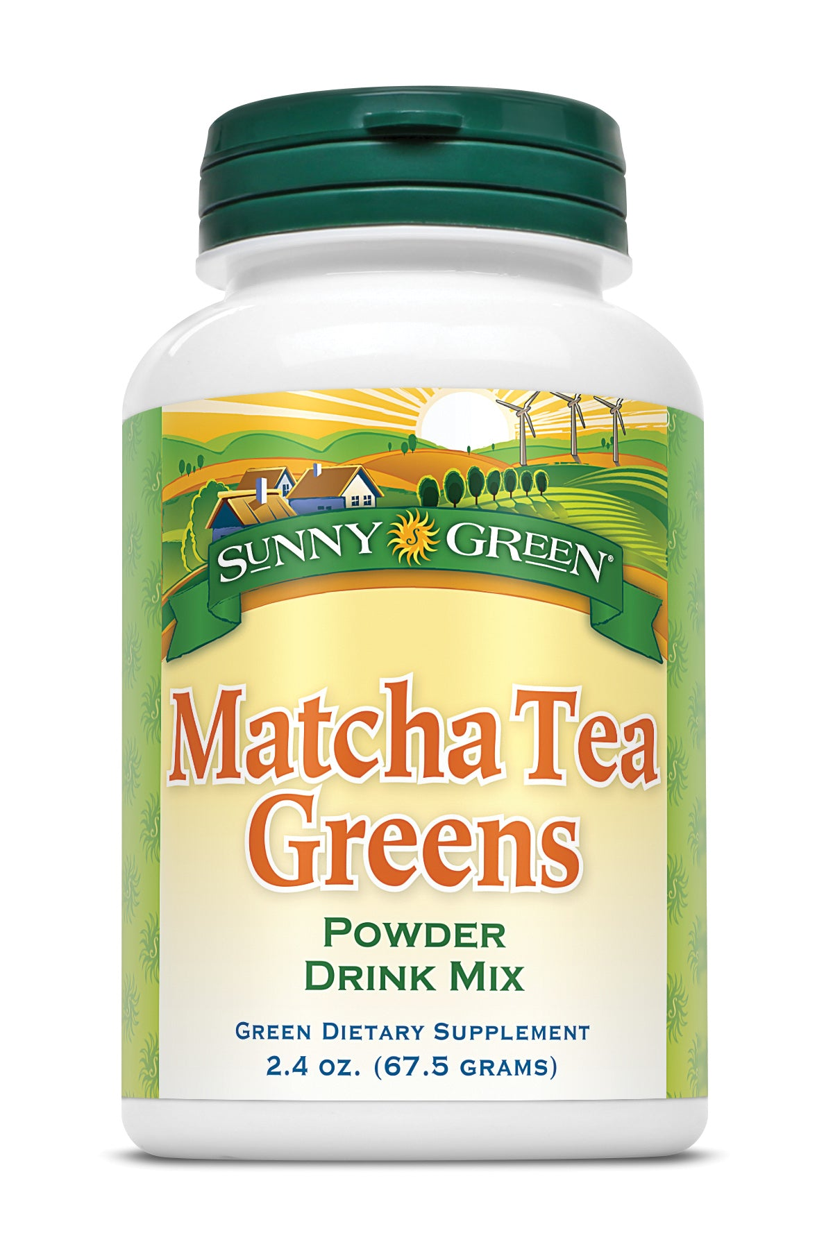 Matcha Tea Greens - Unflavored