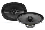 "Kicker KSC690 (44KSC6904) 600W Peak (300W RMS) 6x9"" KS Series 2-Way Coaxial Car Speakers"
