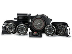 5 Speaker Polaris® RZR® System (PHASE 5)