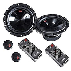 "Cerwin Vega H765C 800W Max (120W RMS) 6.5"" HED Series 2-Way Component Car Speakers"