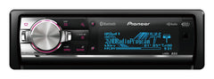 DEH-80PRS CD Receiver with 3-Way Active Crossover Network, Auto EQ, and Auto Time Alignment