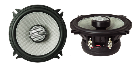 DMD42 4 inch Coaxial with 20mm PEI Dome Tweeter | Slangin Sound
