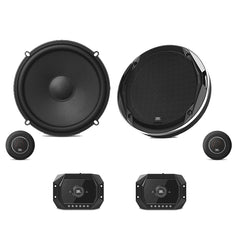 "JBL Stadium GTO 600C 600W Max (200W RMS) 6.5"" Stadium GTO 2-Way (3-Way Upgradeable) Component Car Speakers"