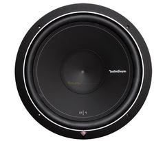 "Rockford Fosgate P1S4-15 15"" Single 4 ohm Punch Stage 1 Series Car Subwoofer"