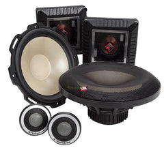 "Rockford Fosgate T3652-S 6-1/2"" 2-Way T3 Series Component Car Speakers System"