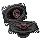 "Cerwin Vega H746 550W Max (80W RMS) 4""X6"" HED Series 2-way Coaxial Car speakers"