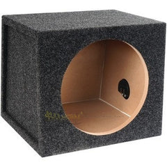 Bbox Pro Series Single 10-Inch Sealed Subwoofer Enclosure (Charcoal) e10s