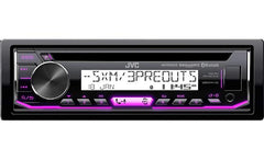 JVC KD-R99MBS In-Dash Marine and Powersports Receiver