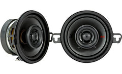 "Kicker KSC350 (44KSC3504) 200W Peak (100W RMS) 3.5"" KS Series 2-Way Coaxial Car Speakers"