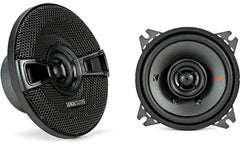 "Kicker KSC40 (44KSC404) 300W Peak (150W RMS) 4"" KS Series 2-Way Coaxial Car Speakers"