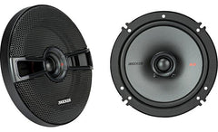"Kicker KSC6504 (44KSC6504) 400W Peak (200W RMS) 6.5"" KS Series 2-Way Coaxial Car Speakers"