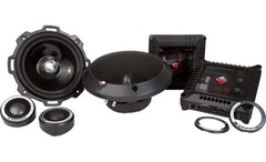 "Rockford Fosgate Power T252-S 5-1/4"" component speaker system"