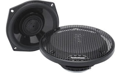 "Rockford Fosgate TMS5 5-1/4"" full-range Tour-Pak speakers for select 1998-2013 Harley-Davidson® motorcycles"