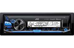 JVC KD-X35MBS In-Dash Receiver marine